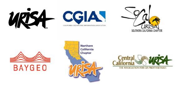 GIS-Pro & CalGIS 2018 - Exhibitor & Sponsor Invitation | URISA
